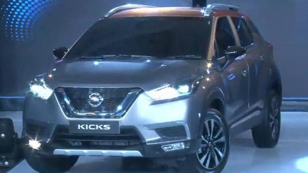 Nissan Kicks is all-set to launch in India in January 2019