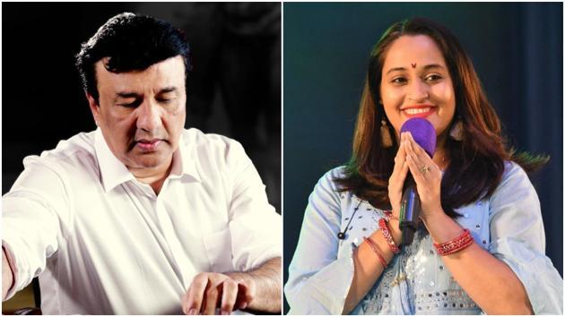 Singer Shweta Pandit has accused music composer Anu Malik of sexual harassment.