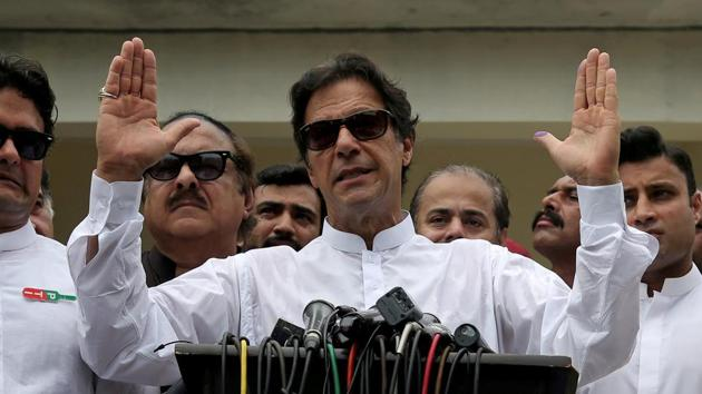 Imran Khan has vowed to steer Pakistan out of a looming balance-of-payments crisis, saying it needs USD 10 to 12 billion.(Reuters File Photo)