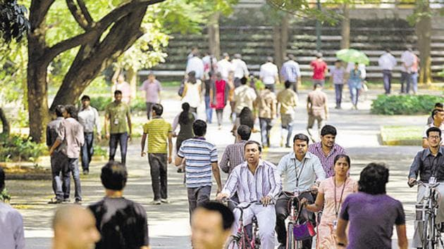H-4 visa is issued to the spouse of H-1B visa holders, a significantly large number of whom are high-skilled professionals from India.(AP photo)