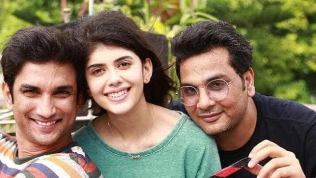 Sushant Singh Rajput had earlier shared snapshots of conversation with Kizie Aur Manny co-star Sanjana Sanghi to deny sexual harassment claims.