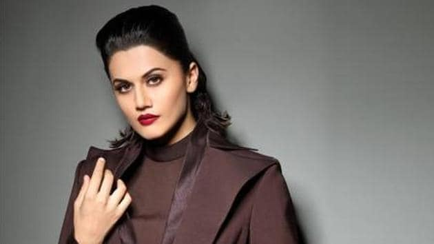 Actor Taapsee Pannu has worked in female fronted films such Pink, Naam Shabana and Nitishastra.
