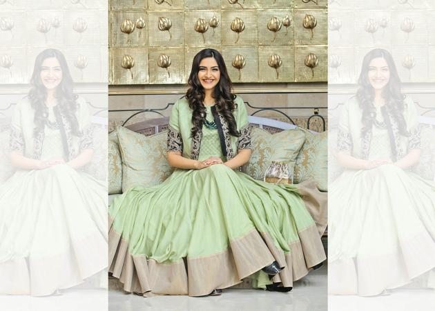 A bookworm, Sonam Kapoor loves reading fantasy and fiction, and also autobiographies(Getty images)