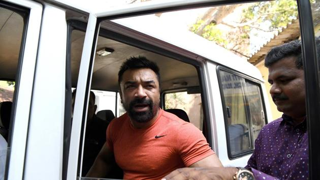 Actor Ajaz Khan arrested by Navi Mumbai cops for possession of drugs, says he's...