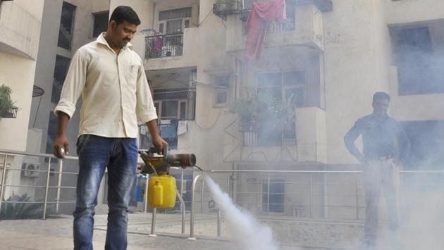 Dengue cases cross 1,000 mark in Delhi