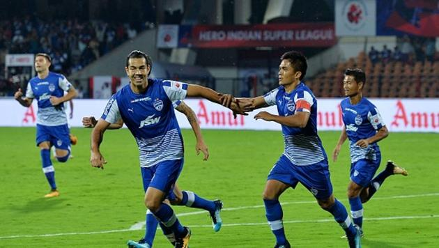 Bengaluru FC has the best home record(AFP/Getty Images)