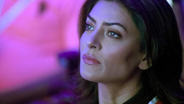 Sushmita Sen would like it if her fans simply called her 'beautiful'.(AFP)