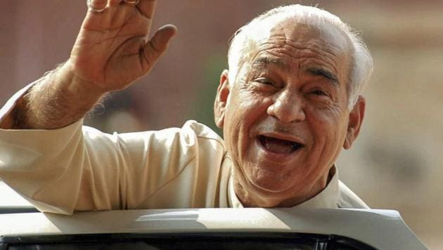 Madan Lal Khurana has been a long time member of the RSS and BJP. He had held several posts in the party, including a stint as national vice president.(PTI/File Photo)