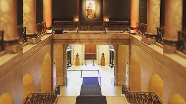 Canadian doctors will soon prescribe museum visits as treatment for an array of ailments(The interiors of MMFA/@evertdanilo on Instagram)