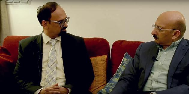 Dr Pravin Chandra, Chairman - Interventional Cardiology, Medanta Medicity, talks about some of the symptoms and causes behind strokes, with Dr. Jayesh Jani, Medical Director, Asia Pacific, Boston Scientific.(YoutTube.com/Boston Scientific)