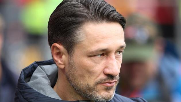 Bayern Munich's Croatian head coach Niko Kovac.(AFP)