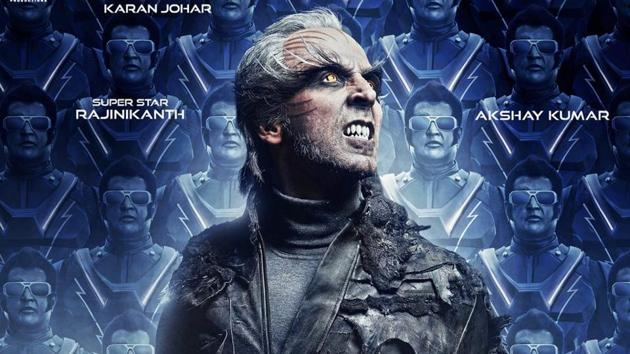 Akshay Kumar's avatar in his upcoming film 2.0 has piqued the interest of fans.