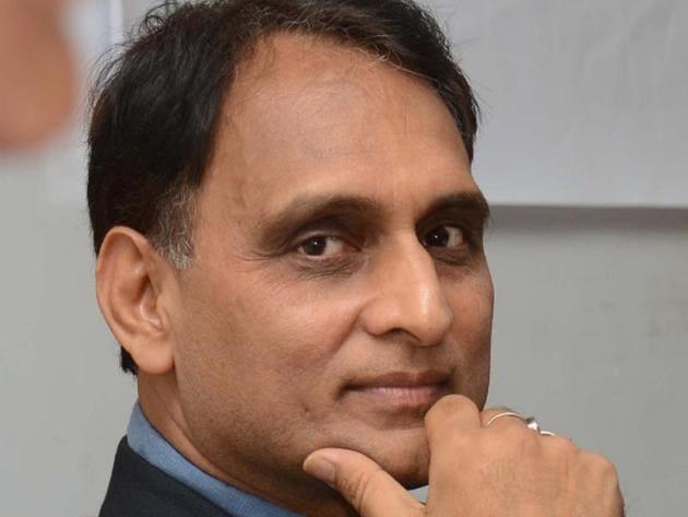 Rakesh Sinha, head of India Policy Foundation and Delhi University associate professor. (Source: IPF website)