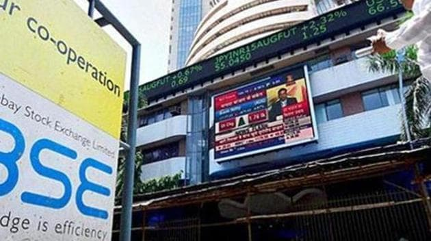The BSE Sensex rose over 100 points Thursday, but turned choppy after investors began booking profits at higher levels.(PTI File Photo)