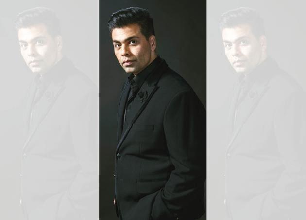 Karan Johar loves stories with a little fantastical flair(Reuben Singh)