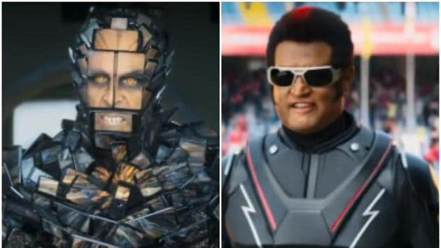 2.0 trailer was launched in Chennai and saw favourite robot, Chitti, back onscreen. The film stars Rajinikanth and Akshay Kumar.