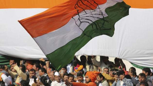 The Madhya Pradesh Congress Sunday announced its second list of 17 candidates for the polls to the 230-member state assembly slated for November 28.(AP File Photo)