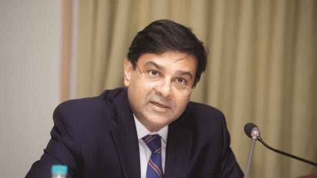 RBI governor Urjit Patel at RBI headquarters in Mumbai .(Mint File Photo)