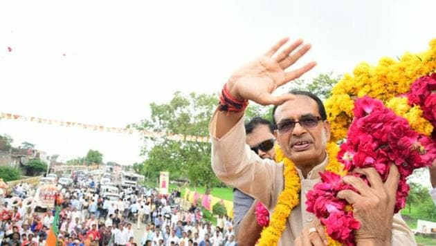 The Bharatiya Janata Party is battling unrest in its ranks with two senior leaders declaring their intention of contesting the polls as rebel candidates.(HT File Photo)