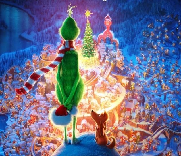 The plot is the same familiar trope — the tranquil existence of the Grinch is disrupted when the people of Whoville decide to celebrate Christmas on a grand scale.