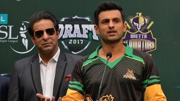 Shoaib Malik has played for Multan Sultans(AFP/Getty Images)
