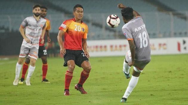 I-League:East Bengal go down at home against Chennai City FC