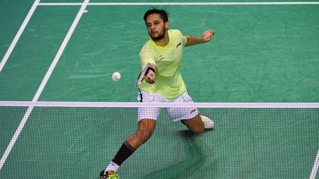File picture of Parupalli Kashyap(Icon Sport via Getty Images)