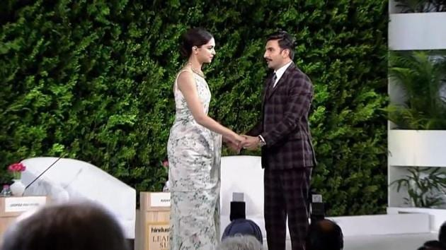 Deepika Padukone and Ranveer Singh wedding: The couple tie the knot at Lake Como in Italy.