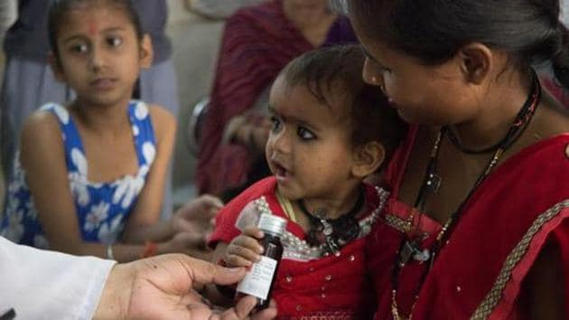 The prime reasons for deaths in first 28 days are pneumonia, intrapartum-related events, pre-term birth complications, sepsis, meningitis, tetanus, and congenital anomalies(File Photo)