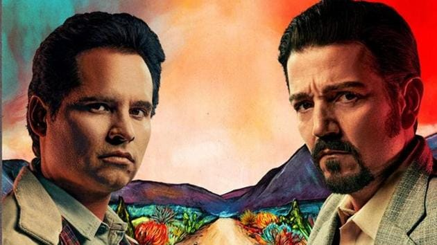 Narcos Mexico review: Diego Luna and Michael Pena play an immovable force and an unstoppable object.