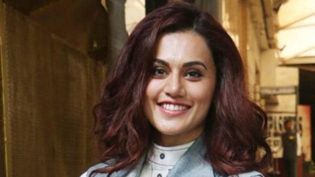 Taapsee Pannu: I cant expect the same salary as Amitabh Bachchan just because