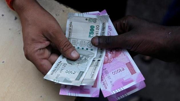 Three men have been arrested for generating fake bills worth Rs 1,200 crore under the new Goods and Services Tax (GST) regime.(REUTERS)