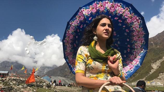 Director Abhishek Kapoor says that Kedarnath was an attempt to create harmony.