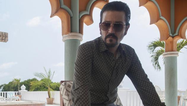 Diego Luna plays the infamous drug lord Felix Gallardo in Netflix's Narcos: Mexico.(Carlos Somonte/Netflix)