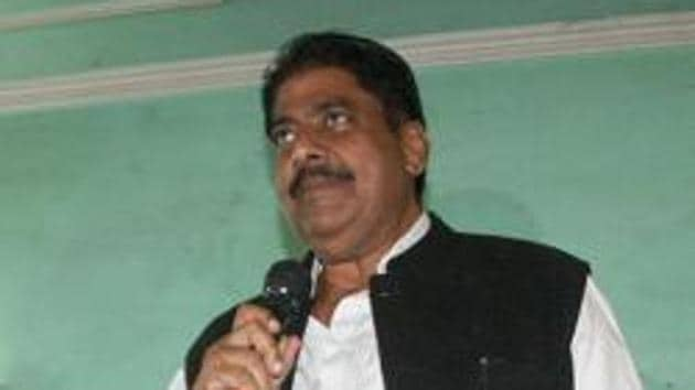 Ajay Singh Chautala on Saturday announced he and his sons will float a new political party next month.(HT File Photo)