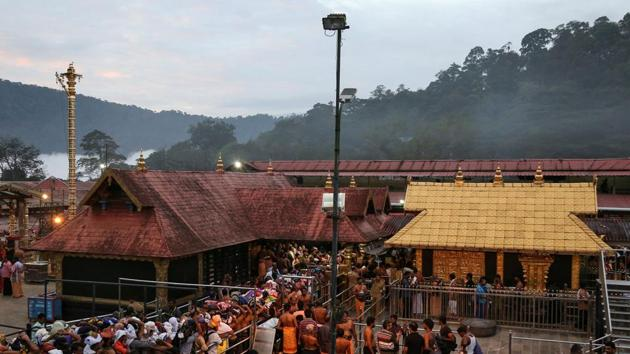 The 12-hour shut down called by the Sabarimala Karma Samiti and the BJP to protest the arrest of Hindu Aikya Vedi leader KP Sasikala in the early hours of Saturday crippled normal life in Kerala, the second bandh in a month.(Reuters Photo)