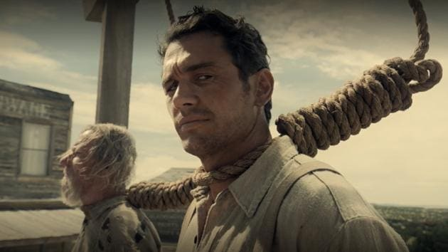 The Ballad of Buster Scruggs movie review: James Franco plays a bank robber in the Coen Brothers' new Netflix film.