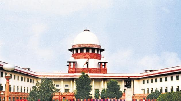 """The Supreme Court Monday asked CBI Director Alok Kumar Verma to file his response """"as quickly as possible"""" .(HT File Photo)"""