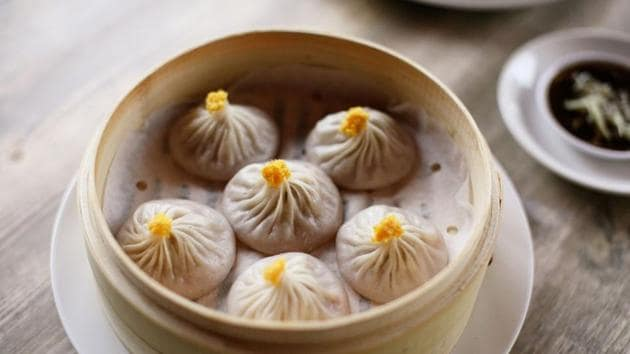 A food festival in Guwahati offers am interesting choice of dimsums, momos and siu mai. (Instagram)