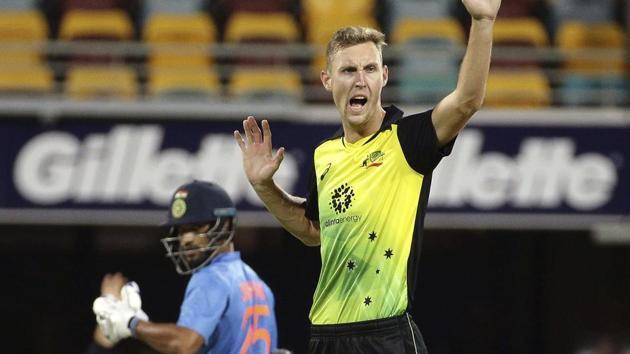 India vs Australia, Live Score Updates, 1st T20I at Gabba(AP)