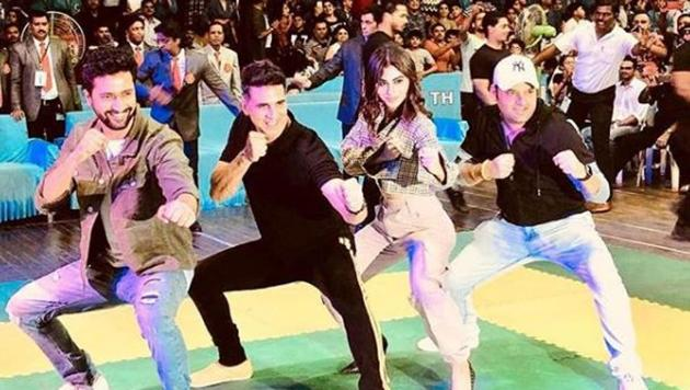 Akshay Kumar has been promoting Japanese martial arts Kudo for a while now.(Instagram)