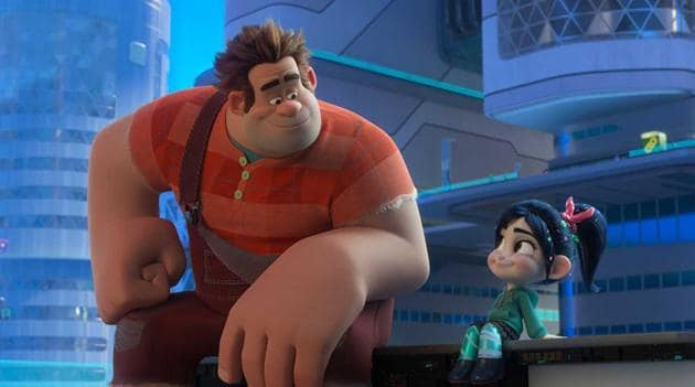 Ralph Breaks The Internet movie review: Ralph and Vanellope cruise through the internet to teach a lesson in friendship.