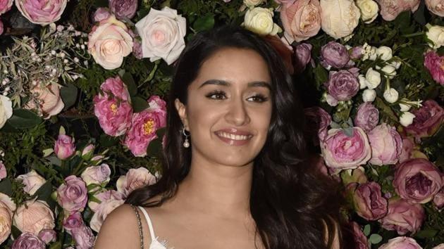 Shraddha Kapoor at Kresha Bajaj store launch.(Viral Bhayani)