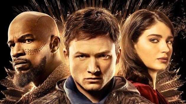 Robin Hood movie review: Taron Egerton and Eve Hewson are the only ones who make any attempt to deliver their lines with a straight face.