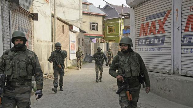 Two people, including a minor girl, wounded in two separate incidents of firing in Jammu and Kashmir since Thursday, died on Saturday, police said.(Representative Image)