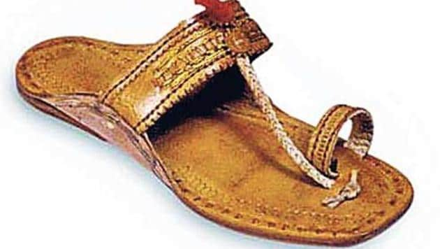 A 55-year-old Chennai resident has sought police help to recover his chappals, which were stolen by unidentified people on Sunday.(HT File Photo)