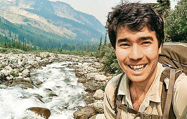 An American self-styled adventurer and Christian missionary, John Allen Chau, has been killed and buried by a tribe of hunter-gatherers on a remote island in the Indian Ocean where he had gone to proselytise, November 23, 2018(REUTERS)