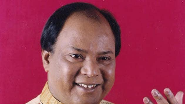 Mohammad Aziz died in a Mumbai hospital.