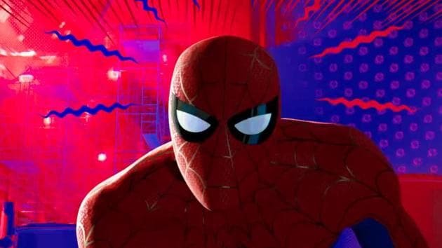 A still from the upcoming Spider-Man: Into the Spider-Verse.
