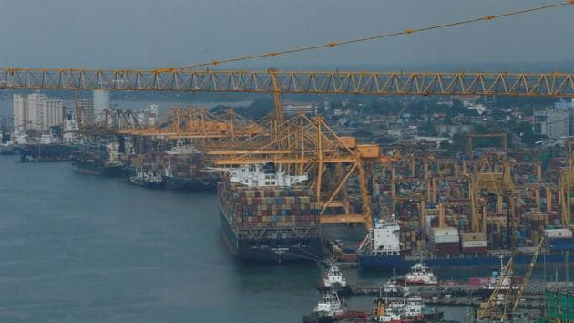 The contracts are a $32 million project to enhance the deep berth capacity of state-run Jaya Container Terminal in Colombo and another one worth $25.7 million for the purchase of three cranes for the same project.(Reuters/Picture for representation)